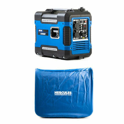 Adventure Kings 2KVA Generator Closed Case + 2KVA Generator Cover