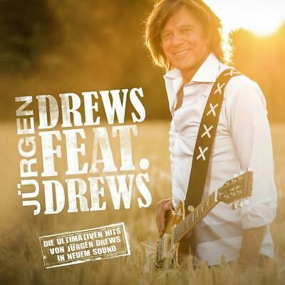 Drews feat. Drews (Die ultimativen Hits) Jürgen Drews Audio-CD Deutsch 2017