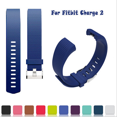 Fitbit Charge 2 Wrist Straps Wristbands, Best Replacement Accessory Watch Gift H