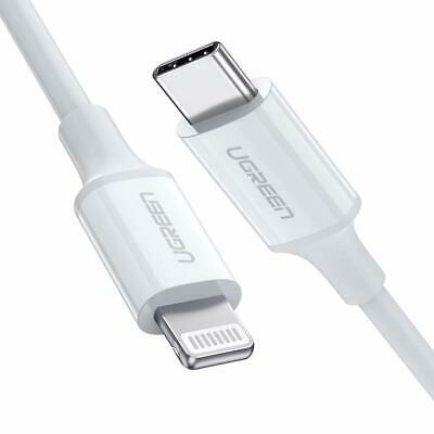 UGREEN USB C to Lightning Cable, [3.3ft / 1M MFi Certified] Apple Lightning