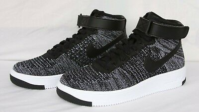 Nike Ultra Air 602New Force 1 Punchwhtblk817420 Hot Flyknit vNO80mnw