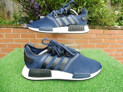 Adidas NMD R1 JD Sports UK Exclusive Navy Blue BB1356