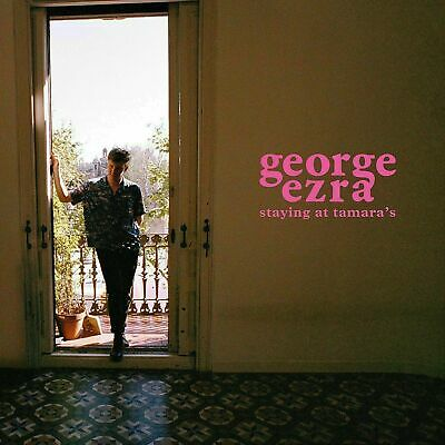 George Ezra: Staying at Tamara's [NEW & SEALED CD ] ✔very Quick Dispatch✔