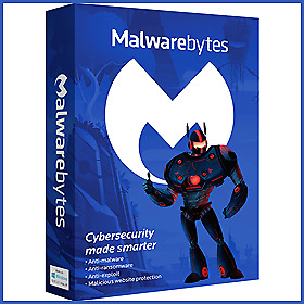 Malwarebytes Premium 🔥 Anti-Malware 🔥 lifetime 🔑1 PC  Fast Delivery