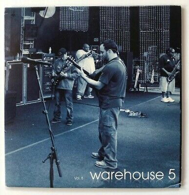 Dave Matthews Band - Warehouse 5 Volume 8 Limited Collector CD Loving Wings DMB