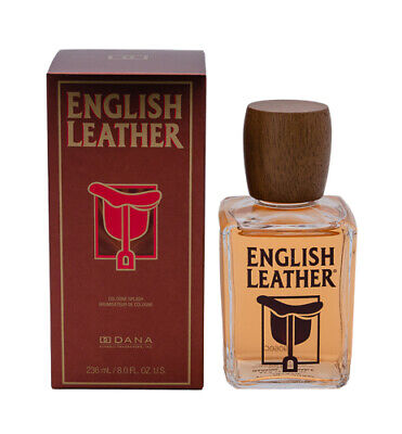 English Leather by Dana 8.0 oz Cologne for Men New In Box