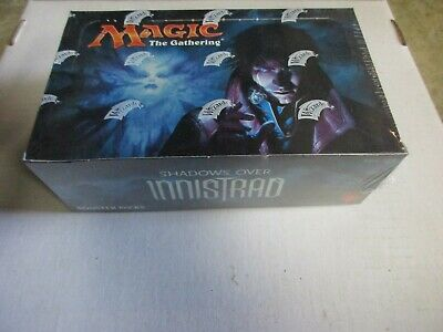 Magic The Gathering SHADOWS OVER INNISTRAD Factory Sealed Booster Box MTG Englis