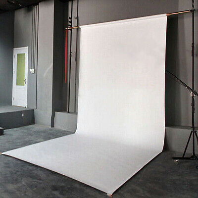 Pure Background Cloth Photo Background Props Durable for Parties White Portable