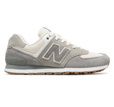 New! Mens New Balance 574 Retro Sport Sneakers Shoes - 11.5 Steel