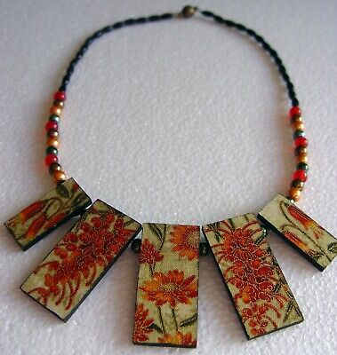 ANDREW PAGET HANDMADE NECKLACE Wicca Witch Pagan Goth