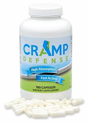 Cramp Defense With Truemag - Stop Leg Cramps, Foot Cramps, Muscle Cramps &Amp;