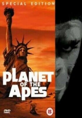 Planet of the Apes Collection (Charlton Heston, Roddy McDowall) New Region 2 DVD