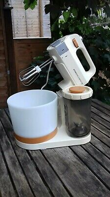 Vintage Kenwood Chefette Food Mixer Processor - Working Condition