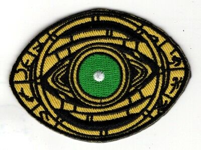 Doctor Strange Movie Eye Of Agamotto 3 inch patch