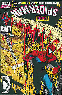 Spiderman # 3 (Todd McFarlane) (USA, 1990)