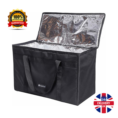 Extra Large Cool Bag 56L Insulated Cooler Bag Box Picnic Camping Food Drink