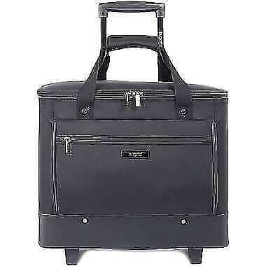 Bugatti Nathan Business Case On Wheels, Black