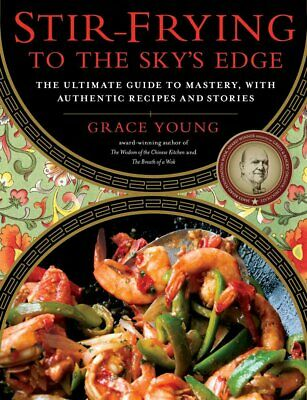 Stir-Frying to the Sky's Edge by Grace Young (eBooks,2010)