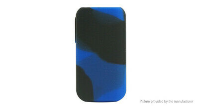 Protective Silicone Sleeve Case for Vaporesso Luxe 80W Mod (2-Pack) Black Blue