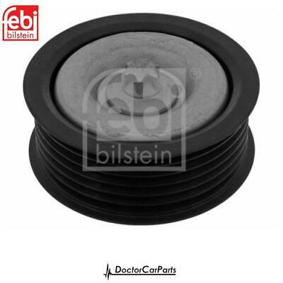 Febi Idler Pulley For Auxiliary Belt With Screw Mercedes Benz C-Class Mode 47294