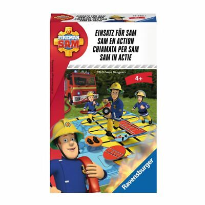 Fireman Sam Set of figures Sam  Charlie FS91053
