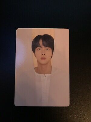 BTS Seok Jin Love Yourself World Tour Official Mini Photocard 1/8