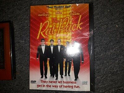 The Rat Pack (DVD, 1998, Multiple Languages) SEALED