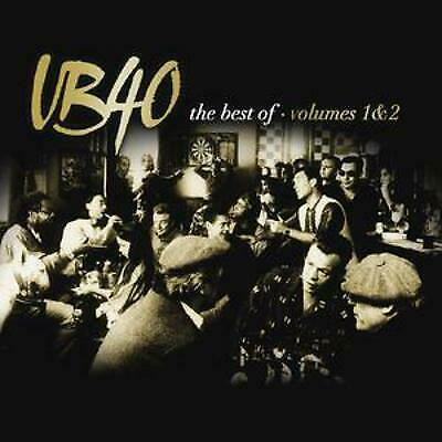 UB40 The Best of Ub40 Volumes 1 and 2 CD NEW