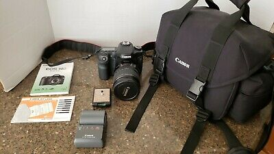 Canon Eos 40D Digital Camera With Ultrasonic 28-135Mm Lens Carry Bag Bundle