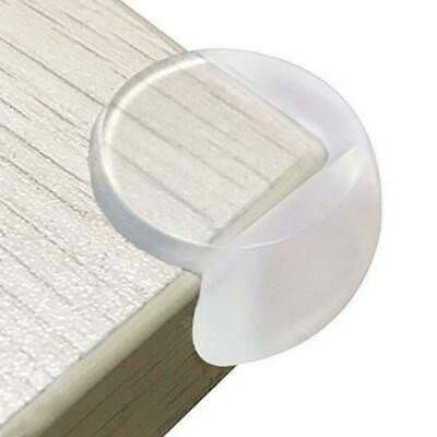 Furniture protective corner soft round caps for  safe of  babies and children
