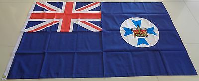 Queensland Flag LARGE Qld State Australian Flag   AUSPOST REGISTERED TRACKING
