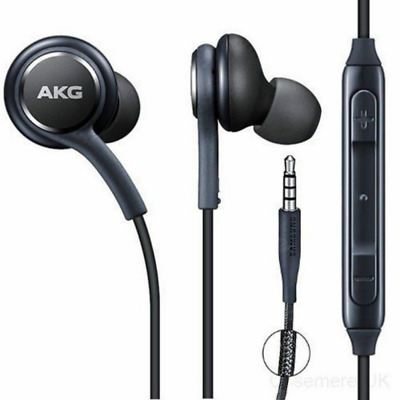 For Samsung AKG Earphones Headphones Headset Ear Buds For S9 S8 S8+ Note 8 9 J7