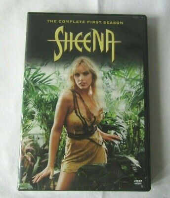 Sheena: The Complete First Season DVD