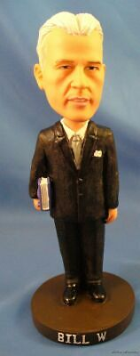 Bill W With Big Book Alcoholics Anonymous Aa Bobblehead Doll Wilson Figurine New