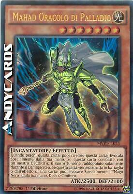 MAHAD ORACOLO DI PALLADIO (Palladium Oracle Mahad) • Ultra R • MVP1 IT053 Yugioh