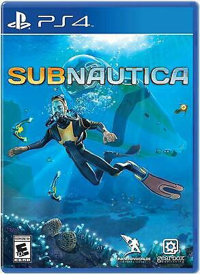 Subnautica [Sony PlayStation PS4 Action Adventure Gearbox Publishing Ocean] NEW
