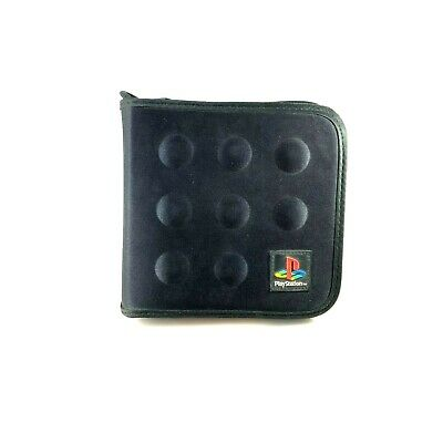 Vintage - Sony Playstation CD / Video Game Case PS1, PS2, PS3, PS4 Free Shipping