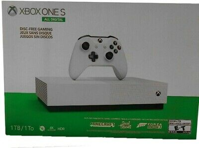 Microsoft Xbox One S All-Digital Edition Gaming Console
