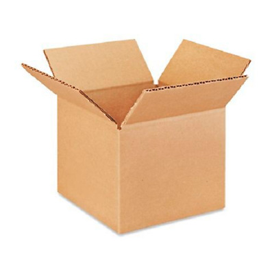 200 6x5x4 Cardboard Paper Boxes Mailing Packing Shipping Box Corrugated Carton