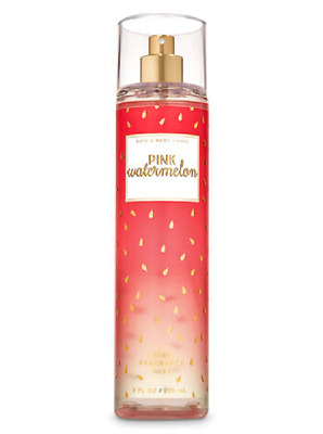 Bath & Body Works Pink Honeysuckle Body Mist Spray 8 Fl Oz