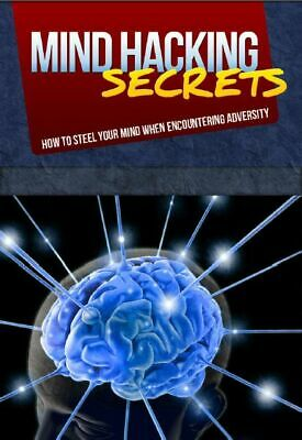 MIND HACKING SECRET  ebook with Resell Rights - Free Shipping