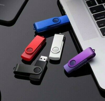 High Speed USB Flash Drive Memory Stick Pen Drive Thumb 8GB 16GB 32GB 64GB 128GB