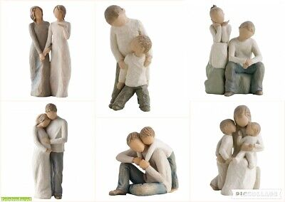 Willow Tree Range Relationship Family Children Figurines Ornament Keepsake Gift