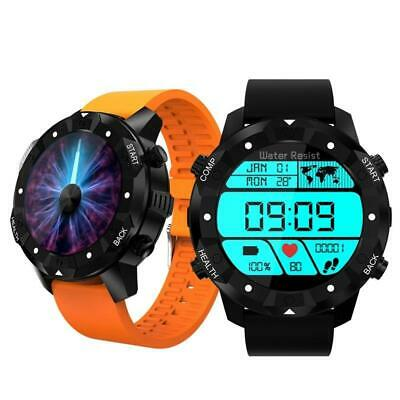 SIMCardAndroid Bluetooth WiFiPhone SmartWatch Woman GPS SportsWatches HeartRate