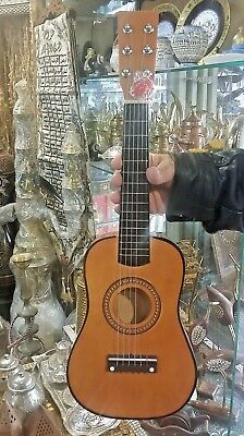 Musical Instrument Guitar Western  Small size for beautiful children's toys nice
