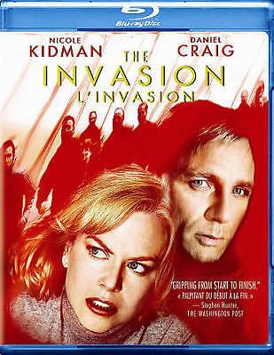 The Invasion (Blu-ray Disc, Canadian) L'INVASION