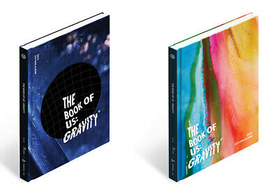 DAY6 - The Book of Us : Gravity CD+Photobook+Free Gift+Tracking no.