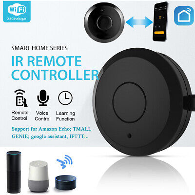 Smart IR WiFi Smart Home Control Remote Compatible For TV Air Conditioner Lamp