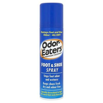 Odor Eaters Foot And Shoe Spray 150ml