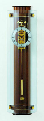 AMS 633/1 - Wall Clock - Walnut - Pendulum Clock - Regulator Clock - New